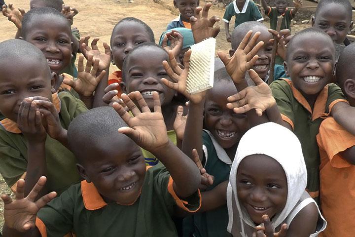 Hjälpmål Uganda
