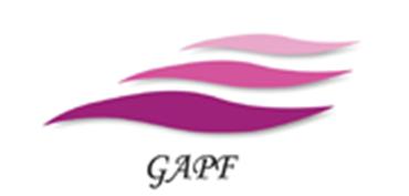GAPF logotyp